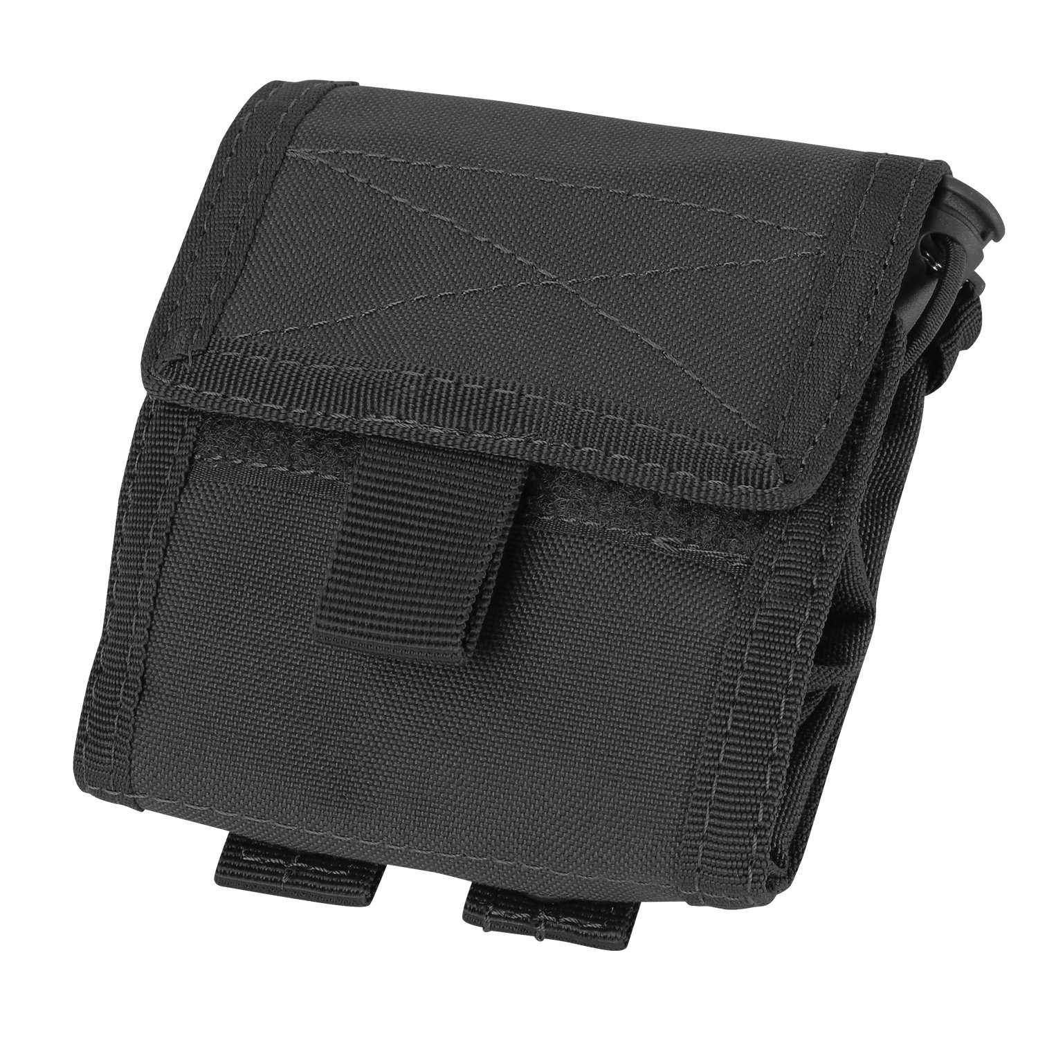CONDOR MA36-002 Roll - Up Utility Pouch Black