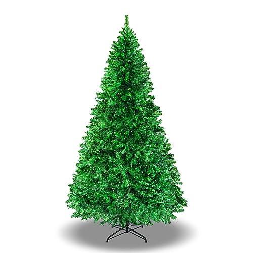 BenefitUSA 5' 6' 7' 7.5' Classic Pine Christmas Tree Artificial Realistic  Natural - Clearance Artificial Christmas Trees: Amazon.com