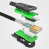 Volutz [2-Pack, 6.5ft] Equilibrium+ USB C