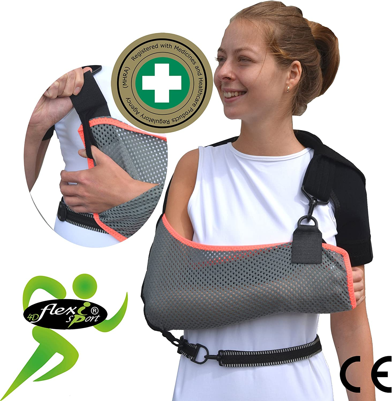 Soportes de brazos (ribete de coral) El diseño único previene el ...