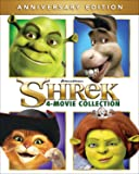 Shrek 4-Movie Collection [Blu-ray]