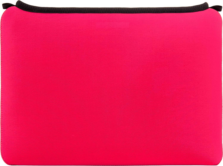 Protective 15.6 inch Laptop Sleeve Magenta Pink for HP Notebook 15 250 255, EliteBook 1050 850 755, ProBook 455R 455 450 650 655, ZBook 15u G2 G3 G4 G5 G6