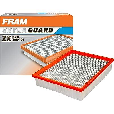 FRAM CA10228 Extra Guard Flexible Rectangular Panel Air Filter: Automotive