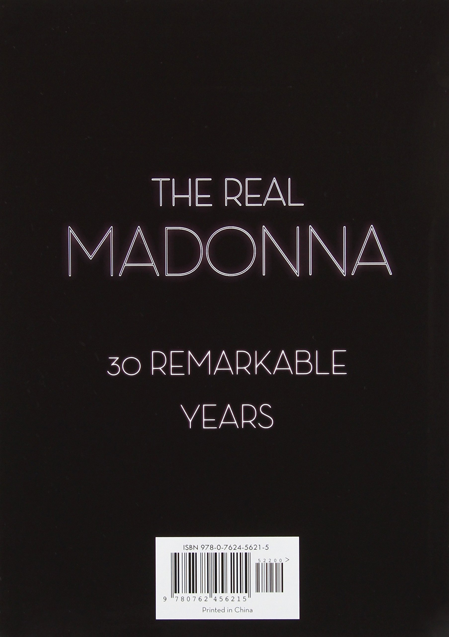 The Mammoth Book of Madonna Michelle Morgan