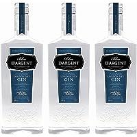 Ginebra Bleu D Argent London Dry Gin 700 ml