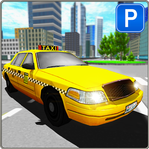 City Taxi Parking Sim 2017