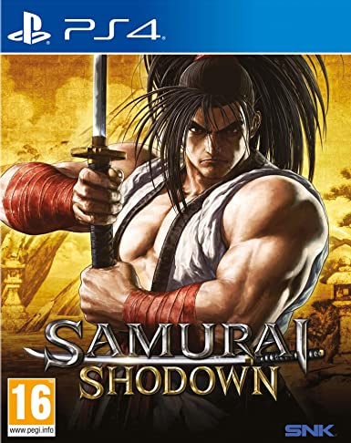 Samurai Shodown - PS4: playstation 4: Amazon.es: Videojuegos