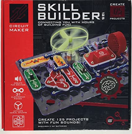 Buy Elenco Circuit Maker Skill Builder Online at Low Prices in India ...