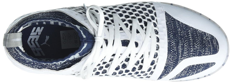 PUMA Men's 365 Evoknit Netfit CT Soccer schuhe, Weiß-Peacoat-Quarry, Weiß-Peacoat-Quarry, Weiß-Peacoat-Quarry, 13 M US 189a30