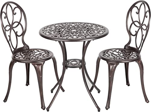 Patio Sense 61490 Arria Bistro Set