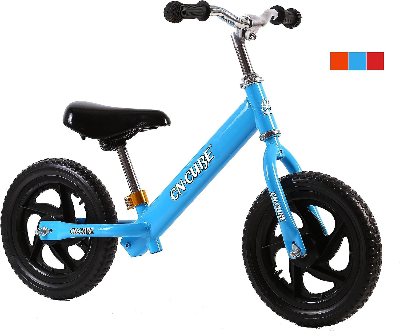 CN CUBE - Bicicleta de Equilibrio sin Pedal: Amazon.es: Deportes y aire libre