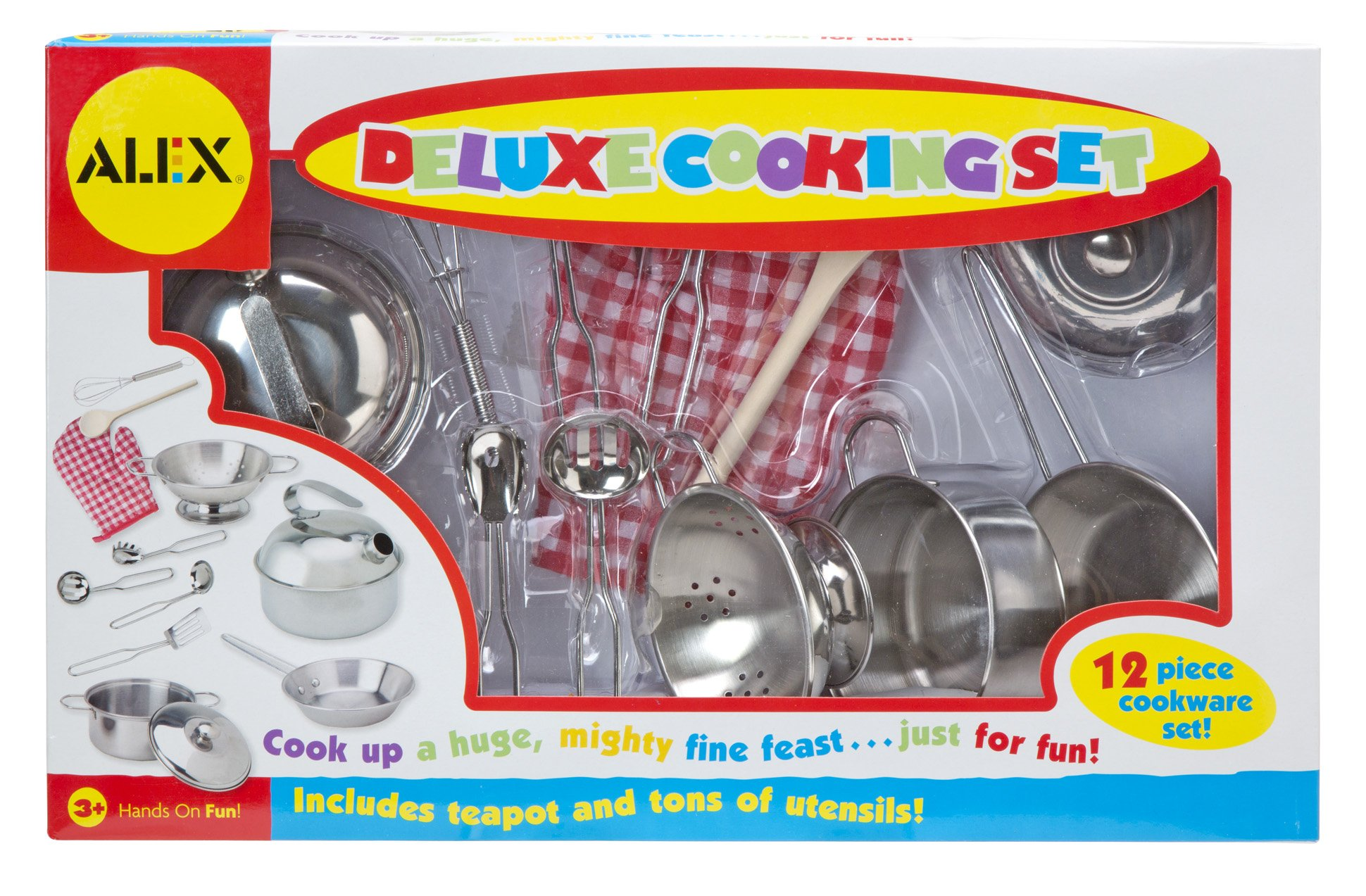 ALEX Toys Deluxe Cooking Set by ALEX Toys (Image #1)