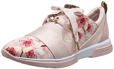 1d261a43a Ted Baker Women s Cepapj Trainers  Amazon.co.uk  Shoes   Bags