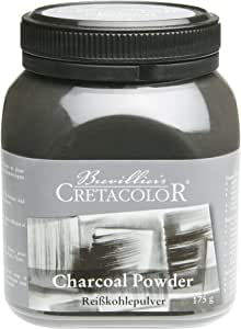 Cretacolor Charcoal Powder, 175gsm (15-49-480)