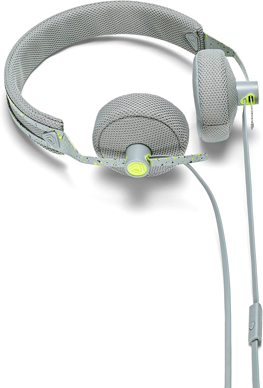 Coloud No 8 Grey On Ear Headphones With Built In Mic Elektronik