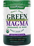 Green Magma Barley Grass Juice Powder (312g) - Green Foods Corp