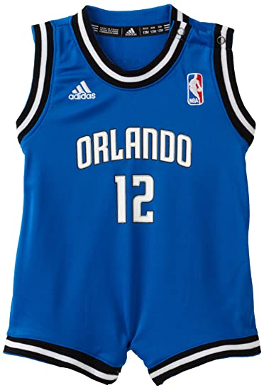 Amazon.com  NBA Infant Orlando Magic Dwight Howard Onesie Road Jersey -  R22Usmmd (Blue 901e4a9d8