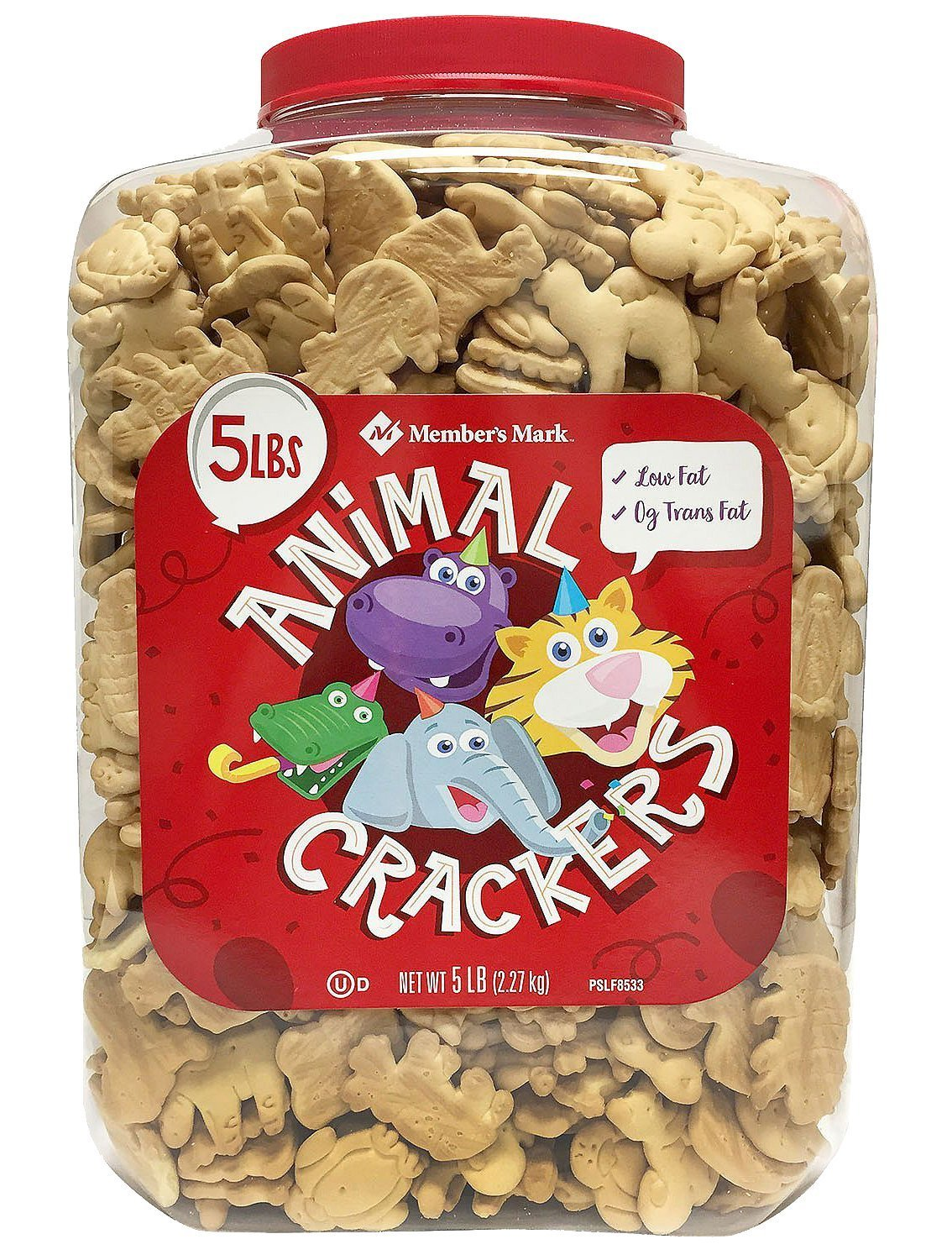 Member's Mark Animal Crackers (5 lbs.)