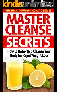 Beauty Detox Diet: Detox Cleanse Diet: Cleanse Recipes to