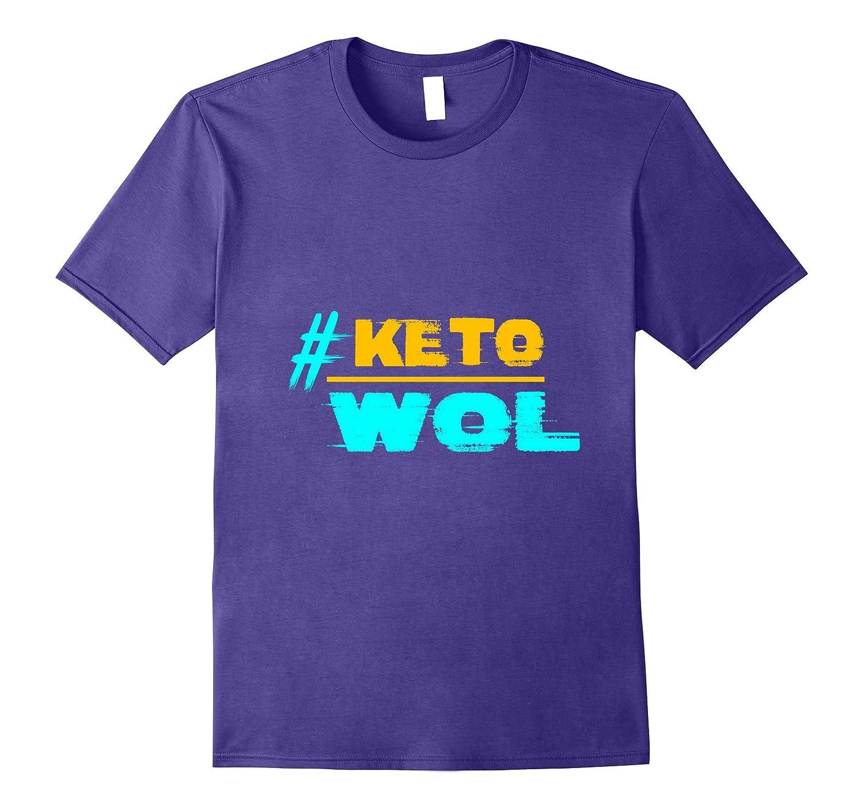 #KetoWol Keto Way Of Life T-Shirt-TH