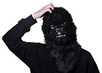 Máscara De Gorila Thumbsup - D. Gorila