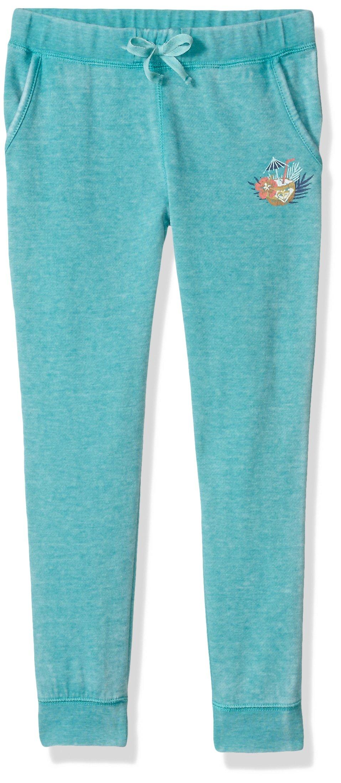 Roxy Big Girls' Fashion Fleece Sweatpants, Latigo Bay, 14/XL