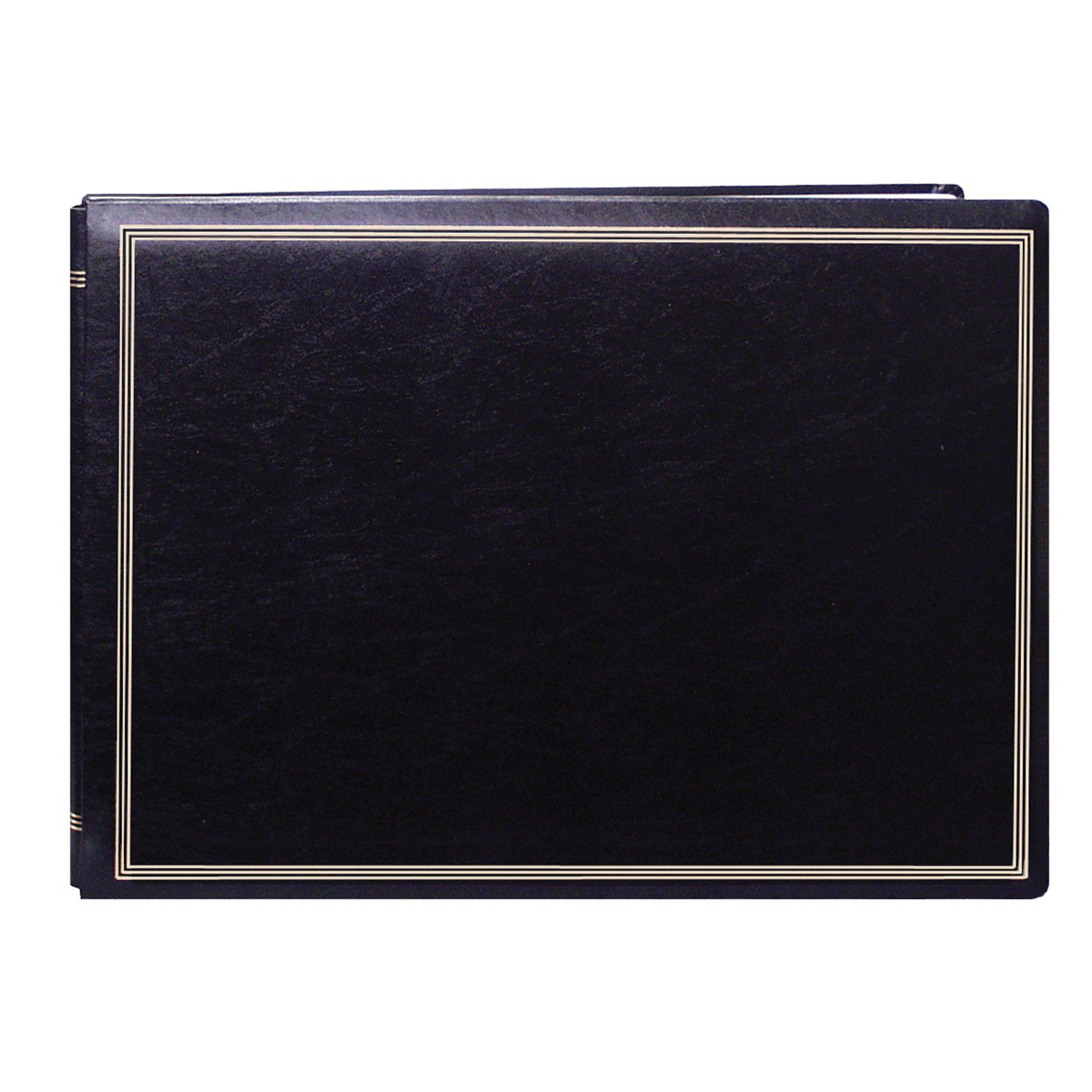 Pioneer Photo Albums Pioneer Leatherette X-Pando Magnetic Album with 2 Bonus Refill Packs