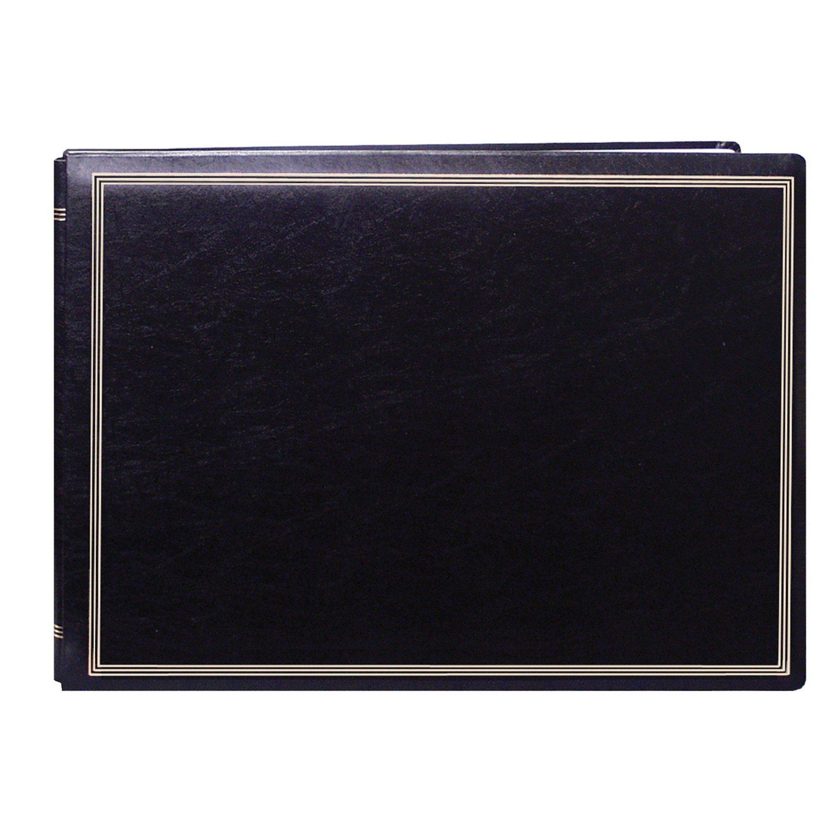 Pioneer Photo Albums Pioneer Leatherette X-Pando Magnetic Album with 2 Bonus Refill Packs by Pioneer Photo Albums (Image #1)