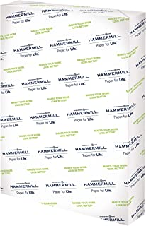 product image for Hammermill Cardstock, 100 lb, 271 GSM, Premium Color Copy, 18 x 12-1 Pack (250 Sheets) - 100 Bright, Made In The USA Card Stock