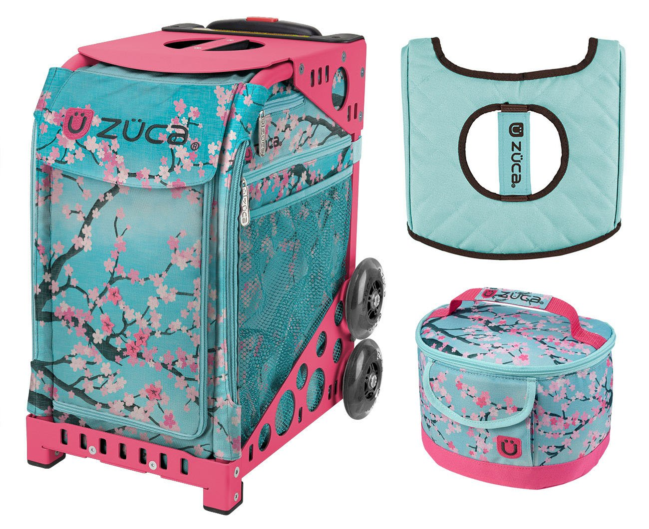 ZUCA Sport Bag - Hanami with Gift Lunchbox and Seat Cover