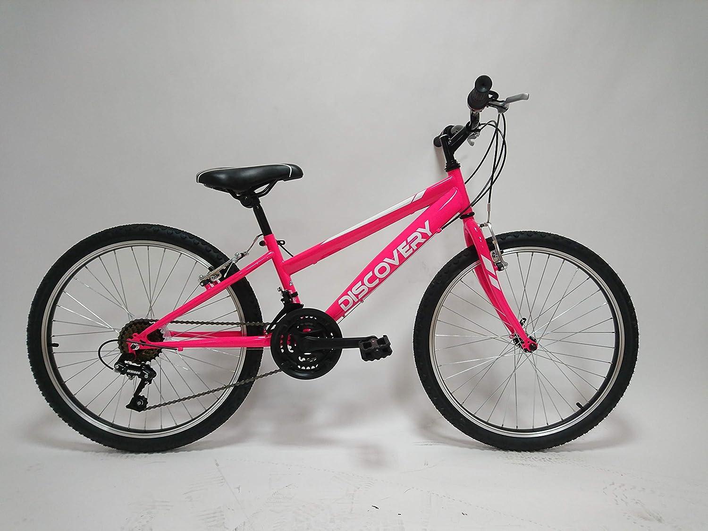 Discovery DP068 - Bicicleta Montaña Mountainbike B.T.T. 24