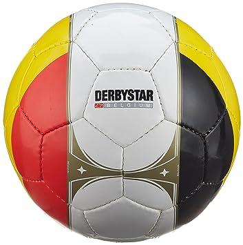 Derbystar 1672500100 - Balón de fútbol Bélgica 2f553f2a81422