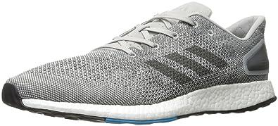 adidas Performance Men's Pureboost Dpr Running Shoe, Grey Five/Dark Solid  Grey/Grey