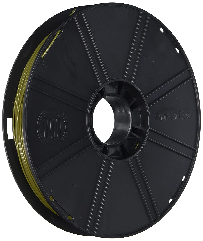MakerBot PLA Filament White MP05780 Large Spool 1.75 mm Diameter