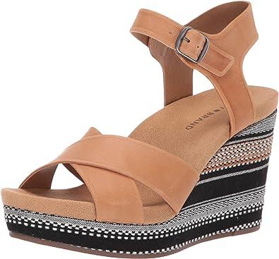 Yarosan Wedge Sandal