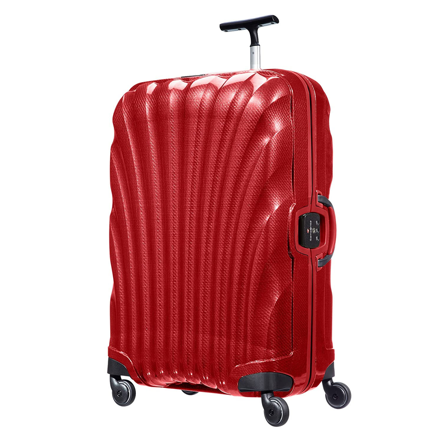 Samsonite Lite Locked Spinner cm Rojo RED