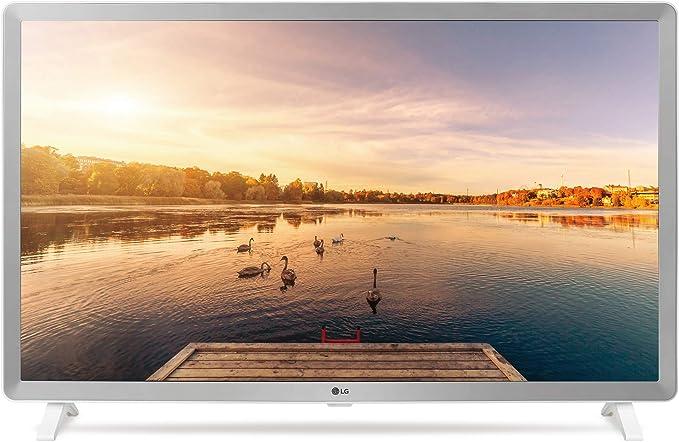 Lg 32lk6200pla 80 Cm 32 Zoll Fernseher Full Hd Triple Tuner Active Hdr Smart Tv Weiss Heimkino Tv Video