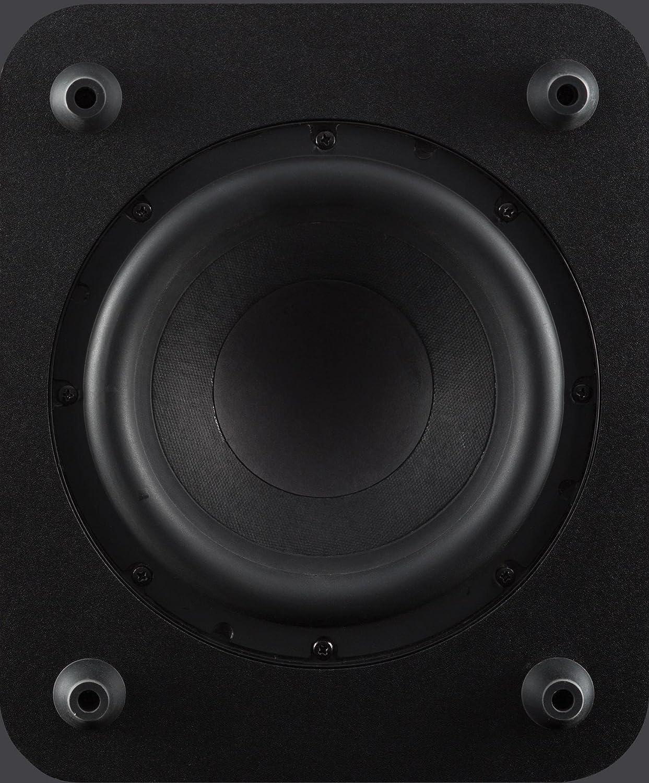 KitSound Encore Curved Soundbar Heimkino Stereosystem mit Wireless ...