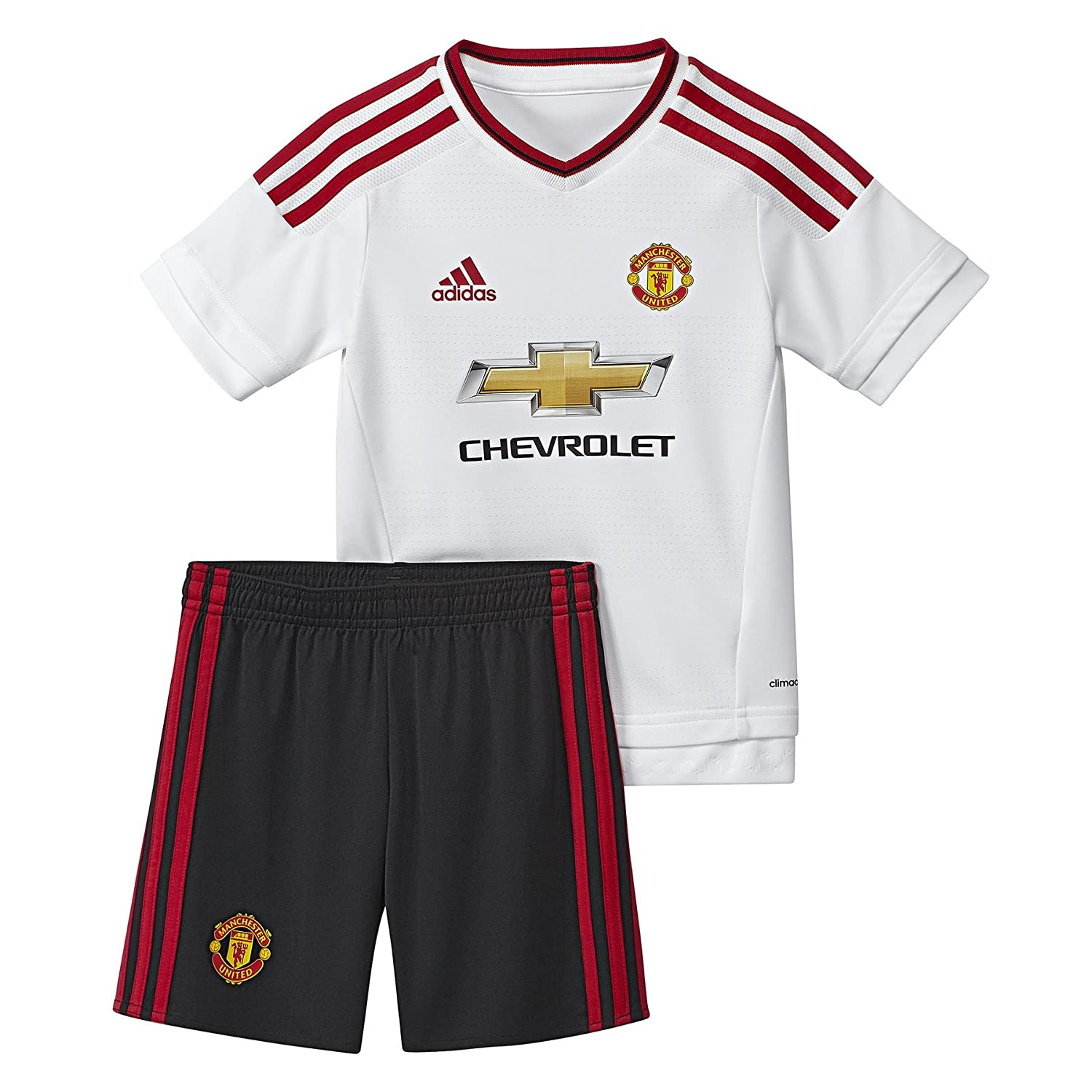 98182cfd9 adidas Children s Manchester United Away Kit