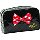 Disney Trousse à maquillage matelassé Motif Minnie Mouse