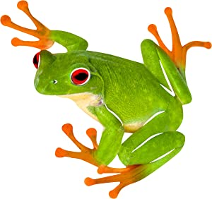 Next Innovations Metal Frog Wall Decor Tree Frog