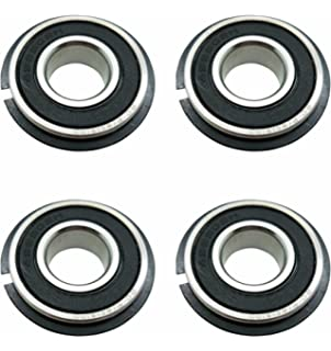 """5//8/""""x1-3//8/""""x.433/"""" 4 QTY 99502H Mower Spindle Go Kart Sealed Ball Bearing"""