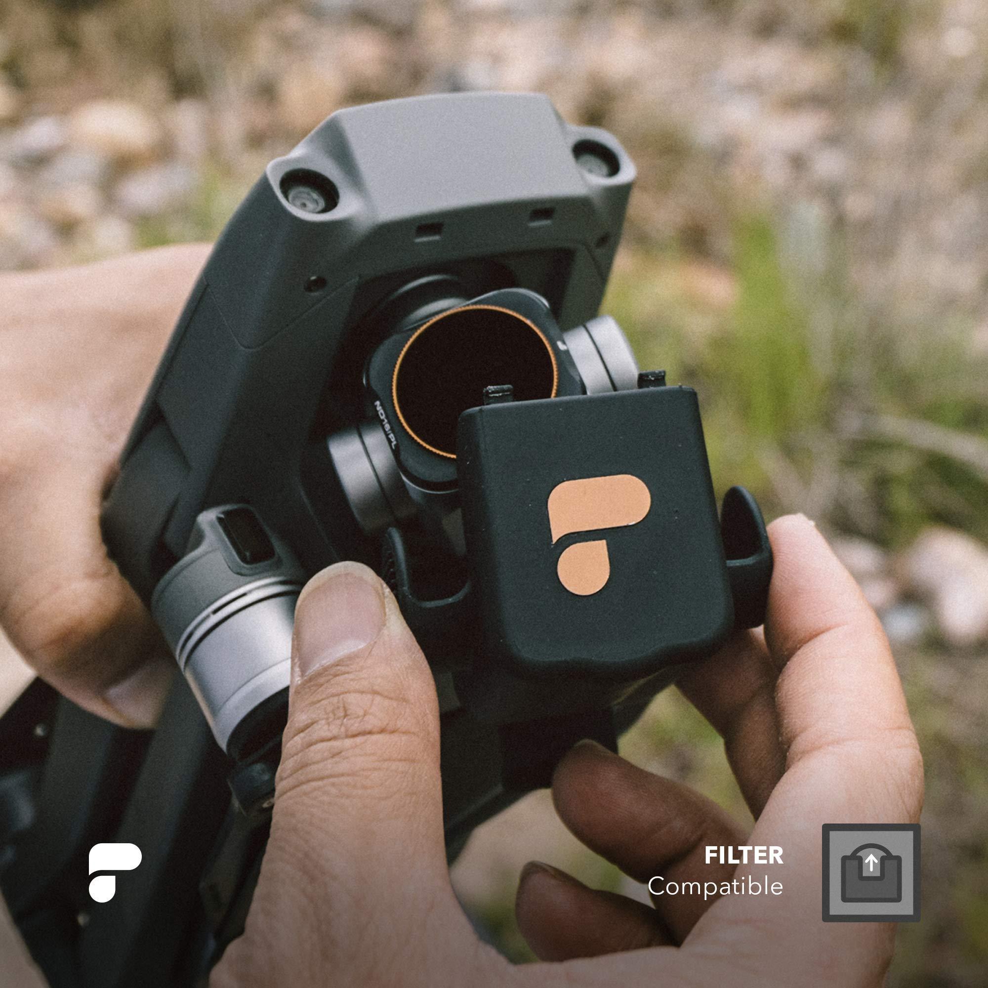 PolarPro Gimbal Lock/Lens Cover for DJI Mavic 2 Pro by PolarPro (Image #2)