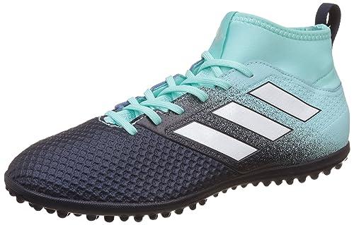 premium selection e22bc cc3b2 adidas Ace Tango 73 Tf, Scarpe per Allenamento Calcio Uomo, Multicolore  (Energy Aqua
