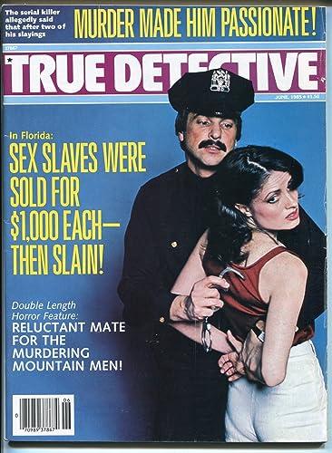 Sex crime detective excellent idea