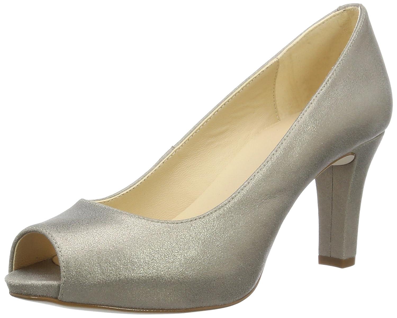 TALLA 38 EU. Unisa Nazo_17_MTS, Zapatos de Punta Descubierta para Mujer