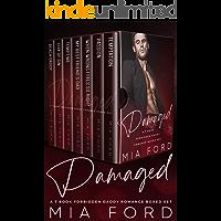 Damaged: A 7 Book Forbidden Daddy Romance Boxed Set