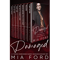 Damaged: A 7 Book Forbidden Daddy Romance Boxed Set