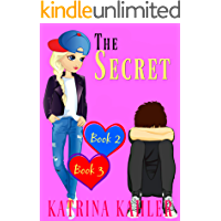 THE SECRET - Books 2 and 3 (Book 1 is FREE!): Diary Book for Girls Aged 9-12