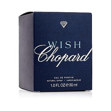 Amazoncom Wish By Chopard For Women Eau De Parfum Spray 1 Ounce